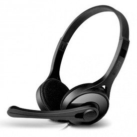 frontal fone de ouvido headset edifier k550 preto