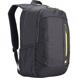 case logic rucsac laptop case logic wmbp115gy polyester 15 6 anthracite 51665