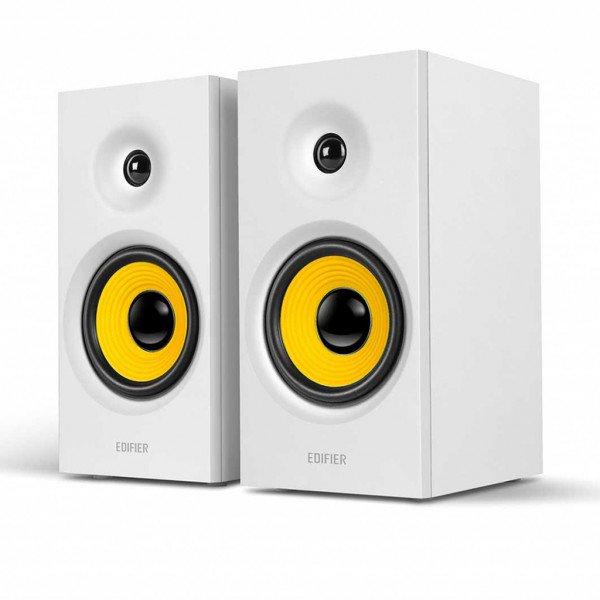 caixa de som bluetooth edifier r1080bt 24w rms branca1