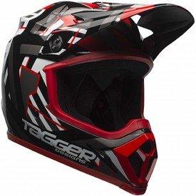 capacete mx 9 mips bell b15728