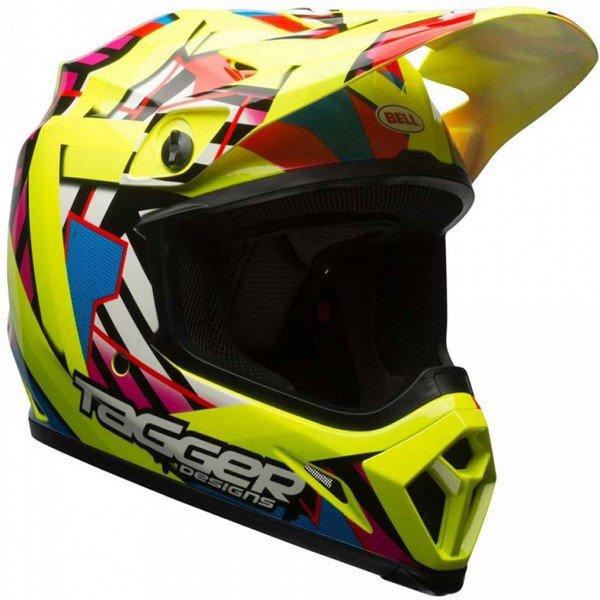 capacete mx 9 mips bell b15729