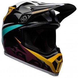 capacete mx 9 mips bell helmets b18504
