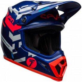 capacete mx 9 mips bell helmets b19647