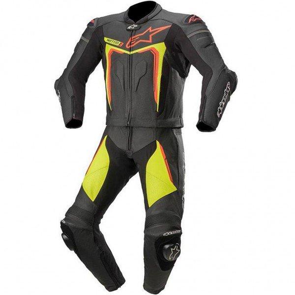 macacao para moto alpinestars motegi v3 2pc 1538