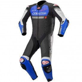 macacao para moto alpinestars missile ignition 1 pc 1727