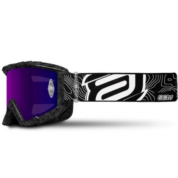 oculos para motocross asw a3 countor