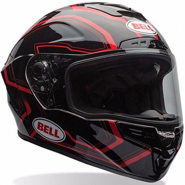 capacete para moto bell helmets star b15716 01