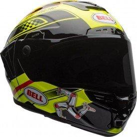 capacete para moto bell helmets star b15815