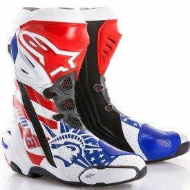 bota para moto alpinestars supertech r 237