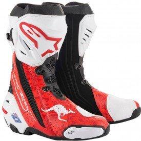 bota para moto alpinestars supertech r 3002