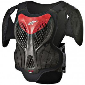 protetor para motocross alpinestars a5 s youth body armour 013