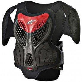 protetor para motocross alpinestars a5 s youth body armour 013