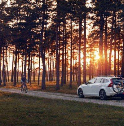 Suportes de bicicletas para carros