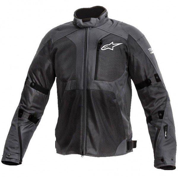 jaqueta p moto alpinestars tailwind air wp tech air street 9120