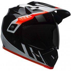 capacete para moto bell mx 9 adventure mips b19651