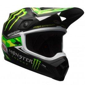 capacete para motocross bell helmets mx 9 mips b15630