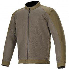 jaqueta para moto alpinestars calabasas air 608