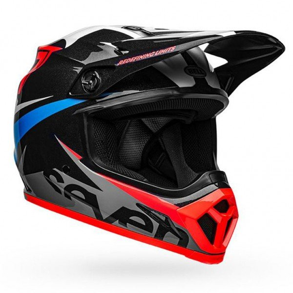 capacete para motocross bell helmets mx 9 mips b18503 02