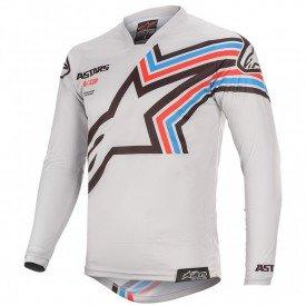 camisa para motocross alpinestars racer braap 20 9210
