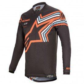 camisa para motocross alpinestars racer braap 20 9340
