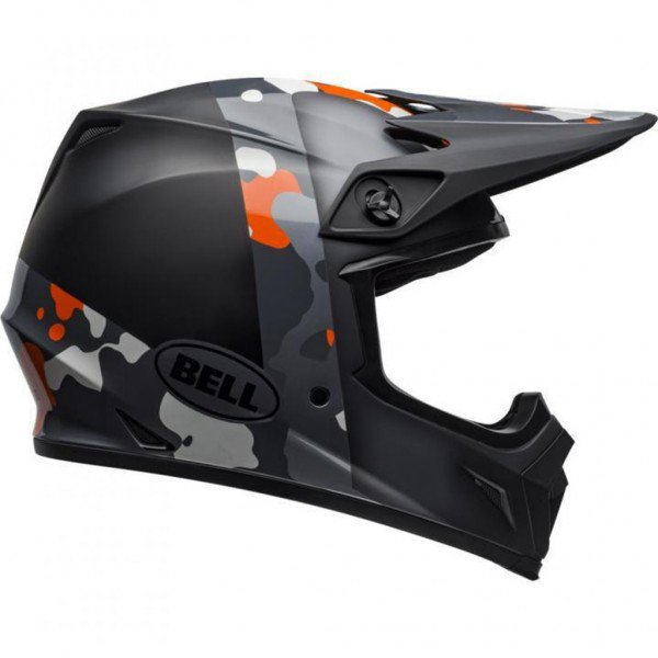 capacete para motocross bell helmets mx 9 mips b18507