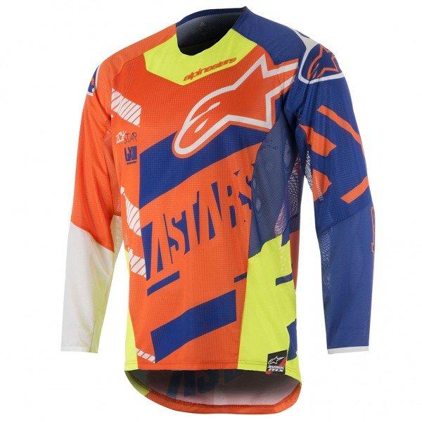 camisa youth racer screamer 18 3