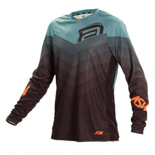 camisa para motocross asw image poly 1