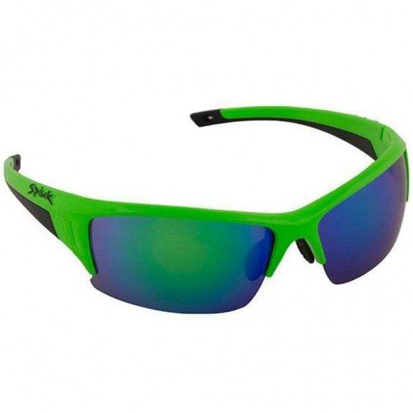 oculos para ciclismo spiuk binomio lente verde espelhada