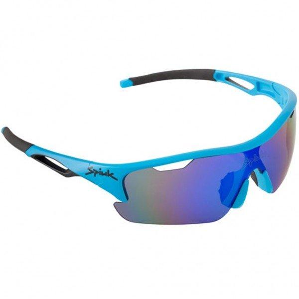 oculos para ciclismo spiuk jifter lente azul espelhada