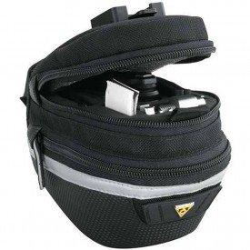 bolsa para selim topeak survival tool wedge pack ii tc2276b