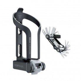 suporte de caramanhola com kit de ferramentas ninja tc mountain tnjtcm