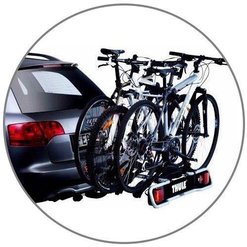 Suporte de bicicleta com fácil instalação e super funcional
