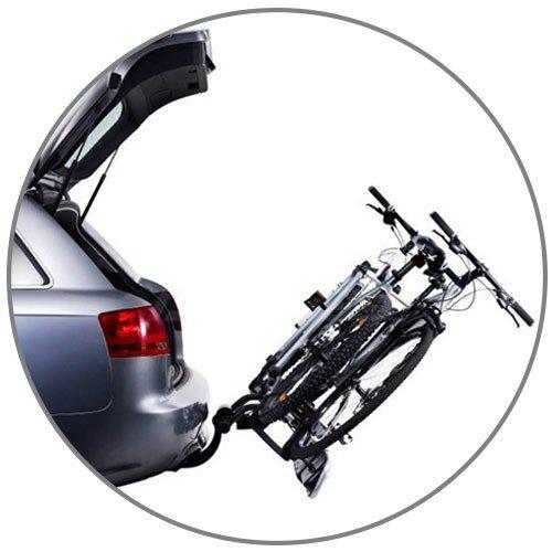 Suporte Thule EuroRide 941 para Engate 2 Bicicletas 2