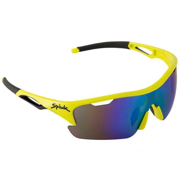 oculos para ciclismo spiuk jifter lente verde espelhada