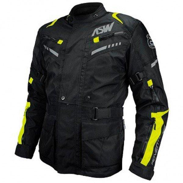 jaqueta para moto asw tsunami a20806