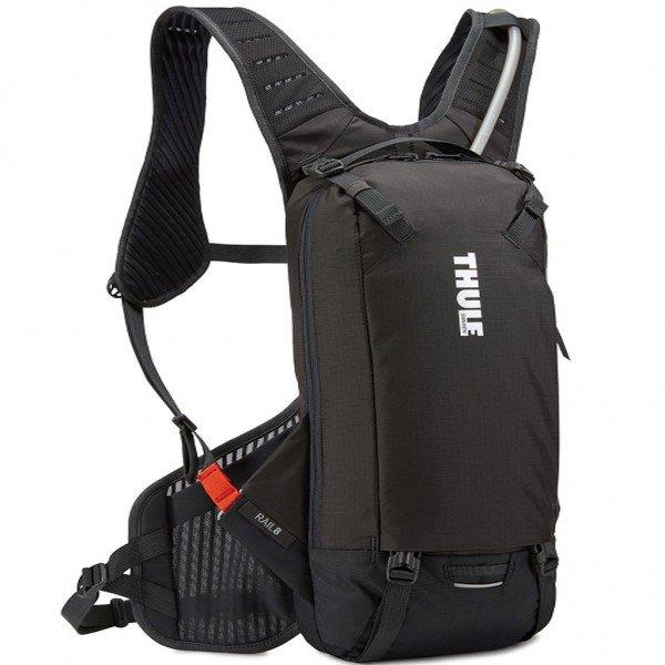 mochila de hidratacao thule rail 8l