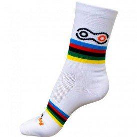 meia para ciclismo marcio may world champion 01