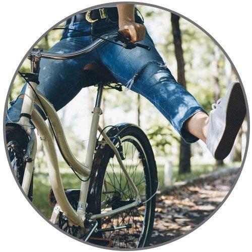Transbike para transportar diferentes tipos de bikes