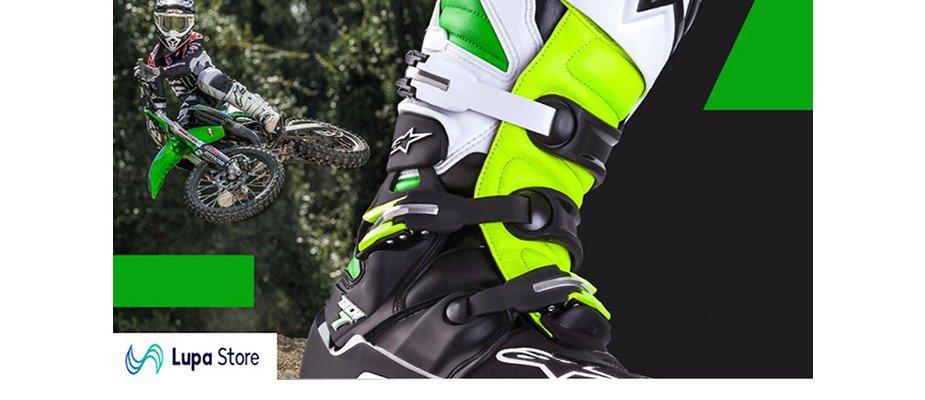 Bota de motocross: como escolher o modelo ideal?