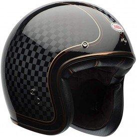 capacete para moto bell helmets custom 500 b15514