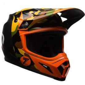 capacete para motocross bell helmets mx 9 mips b15731 02