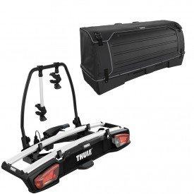 kit thule velospace xt para bagageiro