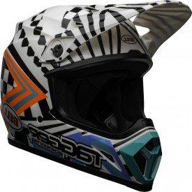 capacete para motocross bell helmets mx 9 mips b20842