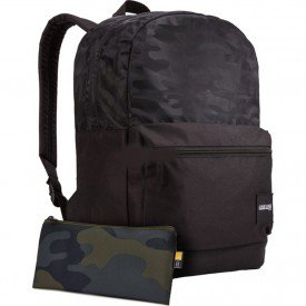 mochila case logic founder ccam2126 black camo 3203861