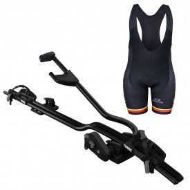 kit thule proride 598 preto bretelle royal pro abus