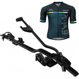 kit thule proride 598 preto camisa royal pro fizik