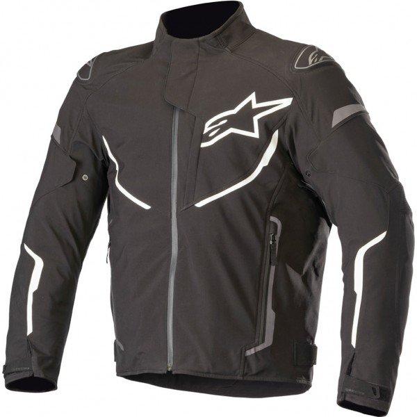 jaqueta para moto alpinestars t fuse sport shell wp 010
