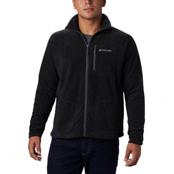 jaqueta columbia fast trek ii full zip fleece masculina