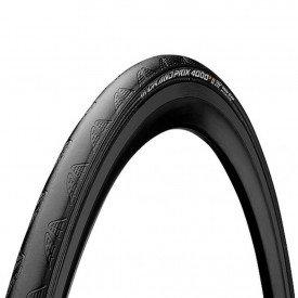 pneu para bicicleta continental tubular grand prix 4000s ii 28 x 22