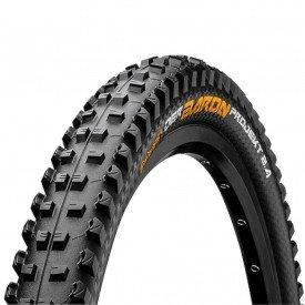 pneu para bicicleta continental der baron projekt protection downhillenduro 275 x 24
